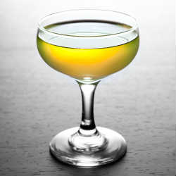 Hemingway's Death in the Afternoon Cocktail
