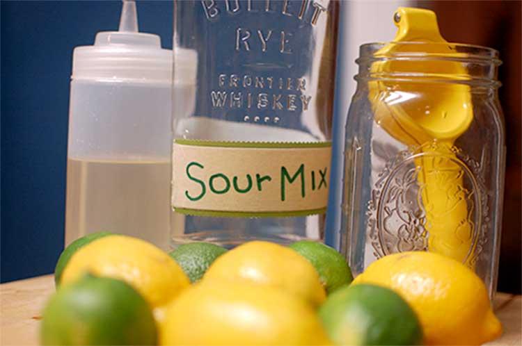 DIY Sour Mix Recipe — Dishmaps