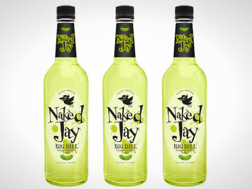Dill Pickle Flavored Vodka