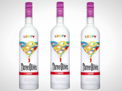 Froot Loops Flavored Vodka