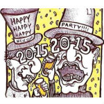 8 Drunk Personality Types for New Year's Eve