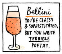 What a Bellini Says About You