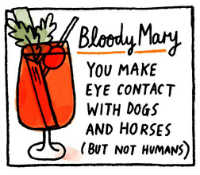 What a Bloody Mary Says About You
