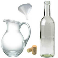 Cocktail Bottling Supplies