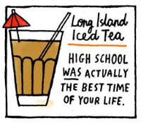 What a Long Island Ice Tea Says About You
