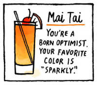 What a Mai Tai Says About You
