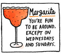 What a Margarita Says About You