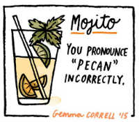 What a Mojito Says About You