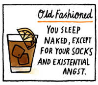 What an Old Fashioned Says About You