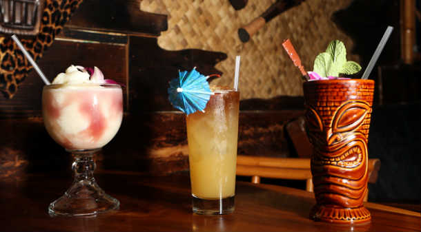 Tiki Drinks for Beginners