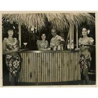 Vintage Tiki Bar