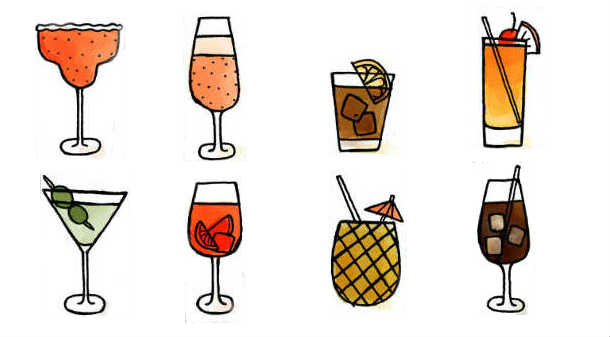 What Your Cocktail Says About You