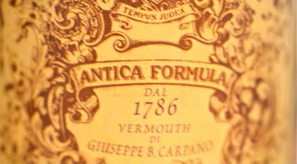 Carpano Antica Sweet Vermouth
