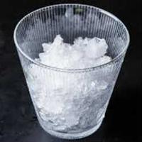 Cocktail Ice Basics: Crushed Ice